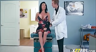Veronica Avluv in Visits Doctor to Fuck