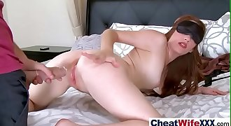 Horny Wife (kassondra raine) Like Hardcore Intercorse On Tape vid-10