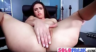 All Kind Of Sex Things Used To Play By Crazy Solo Girl (casey calvert) movie-13