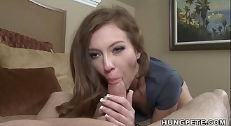 Maddy O'_Reilly'_s pussy banged from behind - Peter North