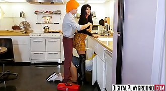 DigitalPlayground - Betty &amp_ Veronica An Archie Comics XXX Parody