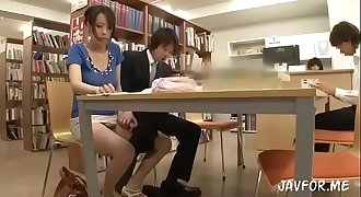 Japanese Library Footsie