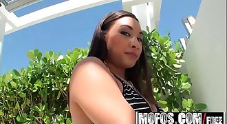 Mofos - Lets Attempt Anal - She Will Always Say Yes starring  Arial Rose